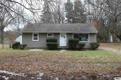 Albion Single Family Home For Sale: 613 Orchard Dr