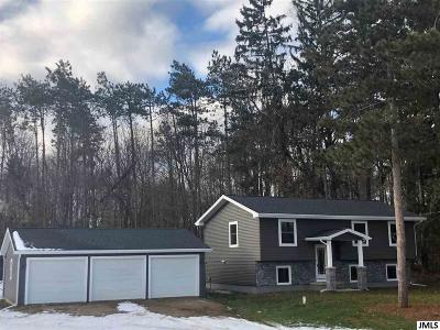Single Family Home For Sale: 11096 S Jackson Rd
