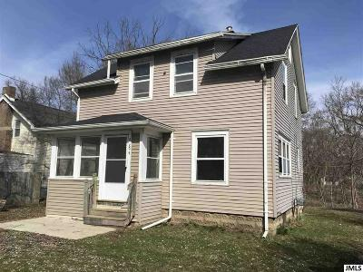 Jackson MI Single Family Home For Sale: $26,000