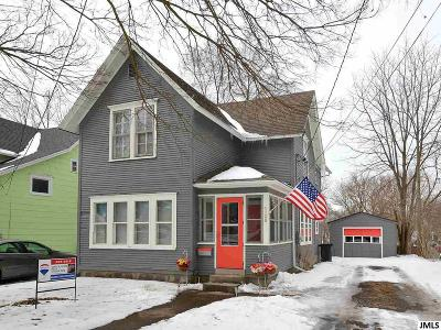 Jackson Single Family Home Contingent - Financing: 1108 Williams St