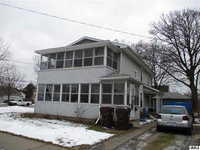 Multi Family Home Contingent - Financing: 510 Hallett St