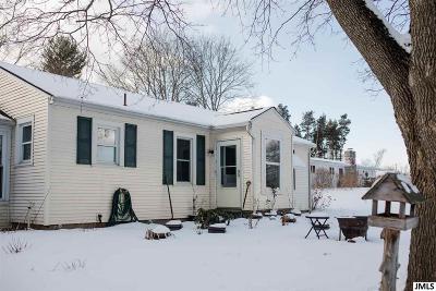 Jackson Single Family Home Contingent - Financing: 4700 Clark Lake Rd
