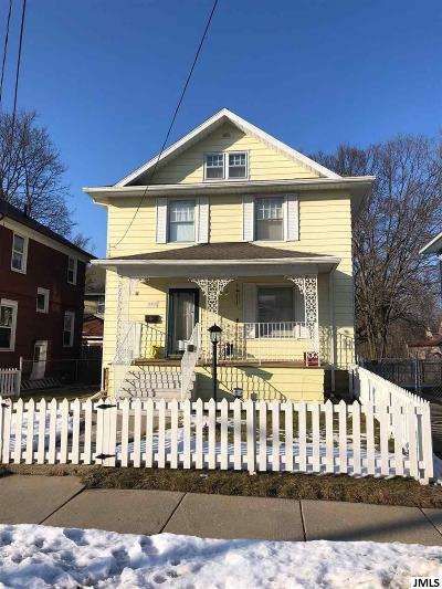 Jackson Single Family Home For Sale: 608 W Biddle