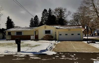 Jackson Single Family Home Contingent - Financing: 2311 Foote Manor