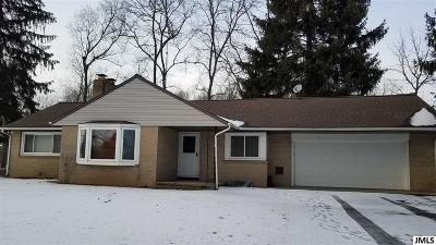 Jackson Single Family Home Contingent - Financing: 7990 Stoney Lake Rd