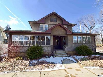 Jackson Single Family Home Contingent - Financing: 1101 Hamlin Pl