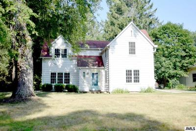 Jackson Single Family Home Contingent - Financing: 3508 Harding Rd