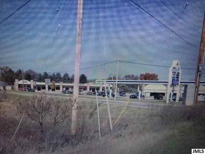 Jackson County Commercial Lots & Land For Sale: Vl Clinton