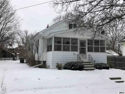 Single Family Home Contingent - Financing: 615 Madison St
