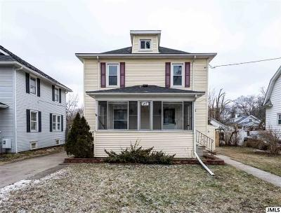Jackson Single Family Home Contingent - Financing: 207 N Wisner St