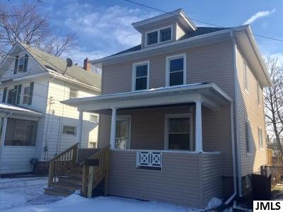 Jackson Single Family Home Contingent - Financing: 751 W Franklin St