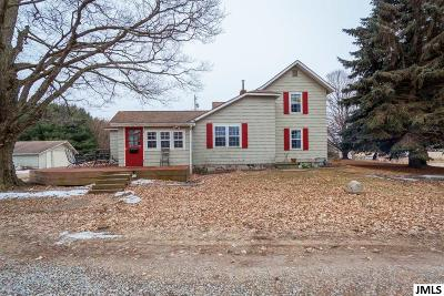 Single Family Home For Sale: 4257 Townley Hwy