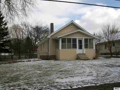 Jackson Single Family Home For Sale: 919 Bellevue