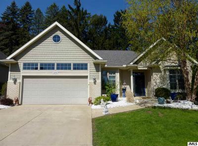 Jackson County Single Family Home For Sale: 2978 Countryside Lane