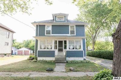 Jackson Single Family Home For Sale: 140 N Gorham