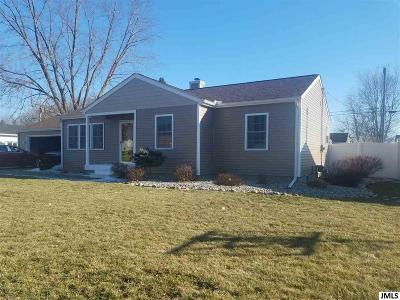 Jackson Single Family Home Contingent - Financing: 1027 Cranbrook