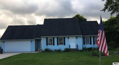 Lenawee County Single Family Home For Sale: 241 Westland Ct