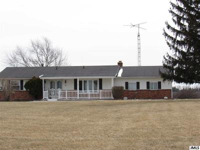 Lenawee County Single Family Home Contingent - Financing: 2000 Paragon