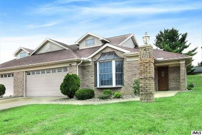 Jackson County Single Family Home For Sale: 5502 Donavon Drive