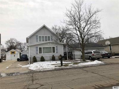 Jackson Single Family Home For Sale: 209 E Bird