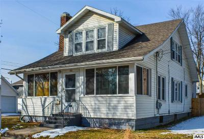 Jackson Single Family Home For Sale: 104 N Higby