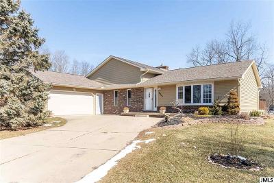 Jackson County Single Family Home For Sale: 6963 Gait Way