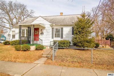 Jackson Single Family Home Contingent: 914 Oakdale Ave