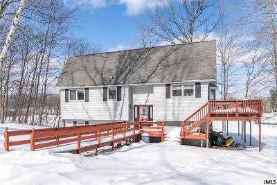 Single Family Home Contingent - Financing: 2110 Deer Lake Rd