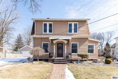 Jackson Single Family Home Contingent - Financing: 525 Orange St