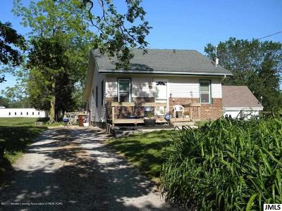Lansing Single Family Home Contingent - Financing: 801 Clark