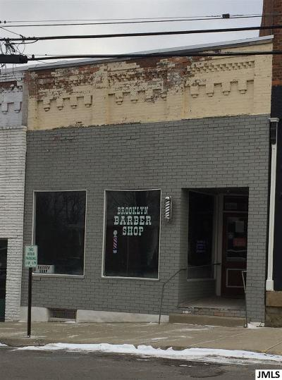 Jackson County Business Opportunity For Sale: 109 Monroe