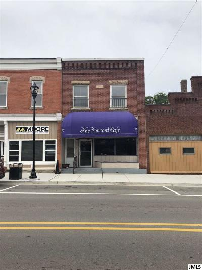 Jackson County Commercial/Industrial For Sale: 122 N Main St