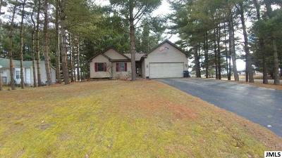 Pleasant Lake Single Family Home For Sale: 4529 Spinnaker Ln