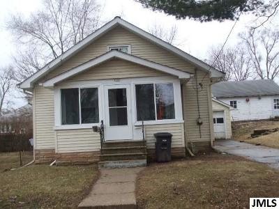 Jackson Single Family Home For Sale: 2608 Highland Ave