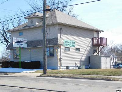 Jackson County Commercial/Industrial For Sale: 111 E Ganson