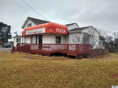 Jackson County Commercial/Industrial For Sale: 394 Brooklyn Rd