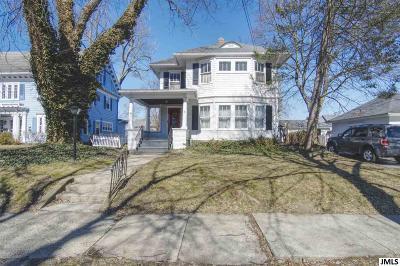 Jackson Single Family Home For Sale: 1210 W Washington St