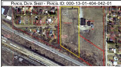 Jackson Commercial Lots & Land For Sale: Page Ave
