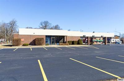 Jackson County Commercial/Industrial For Sale: 2201 E Michigan Ave