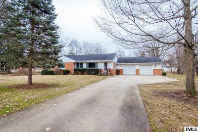 Grass Lake Single Family Home Contingent - Financing: 845 E Michigan Ave