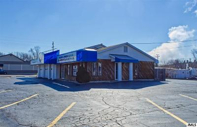 Jackson County Commercial/Industrial For Sale: 2005 E Michigan Ave