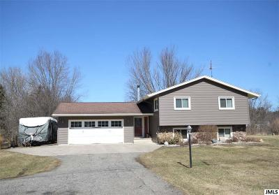 Rives Junction MI Single Family Home Contingent - Financing: $180,000