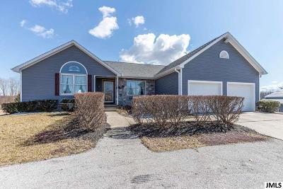Stockbridge Single Family Home For Sale: 4101 Adams Rd