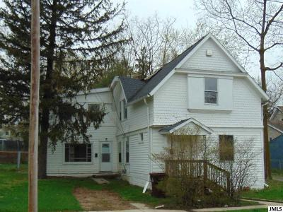 Jackson Multi Family Home For Sale: 1308 First St