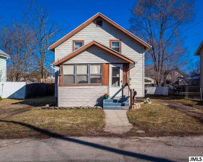 Jackson Single Family Home For Sale: 154 Hollis St