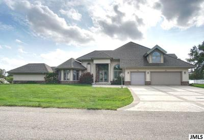 Single Family Home For Sale: 8161 Irish Mist