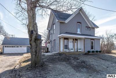 Stockbridge Single Family Home Contingent: 5037 Freiermuth Rd
