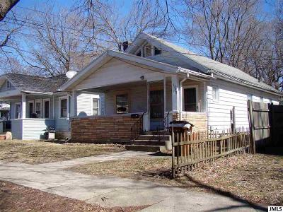 Jackson Single Family Home For Sale: 1309 Chittock