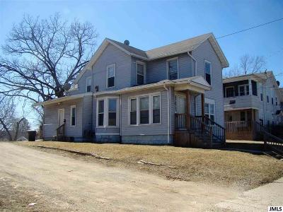 Jackson Multi Family Home For Sale: 307 W Morrell St