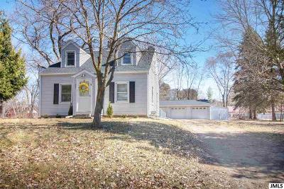 Jackson Single Family Home For Sale: 881 Longfellow Ave